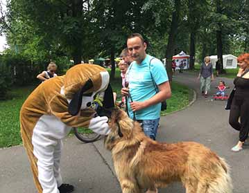 Andy Leon Eperies - 3rd Annual Run and Support Dog Shelters in Opava